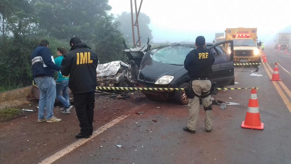 Cachaça e direção matam três e fere quatro em rodovia