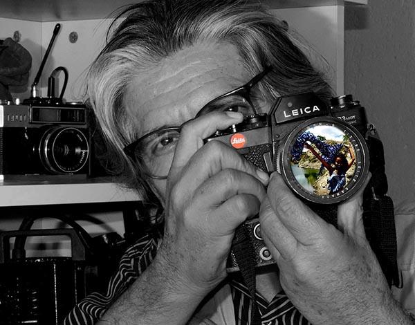 ESPM faz homenagem ao FOTOJORNALISTA  Inácio Teixeira
