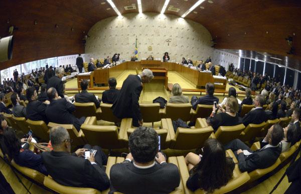 VITÓRIA ?  STF   vota a inconstitucionalidade da lei 9055/95
