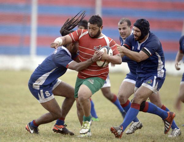 Rugby invade Poções e faz o Ymborés vice-campeão 2017
