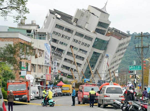 Terremotos em Itororó e Taiwan com 5 mortes