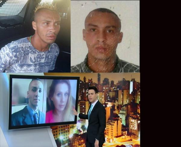 Preso estudante de Bom jesus da Serra que matou a namorada