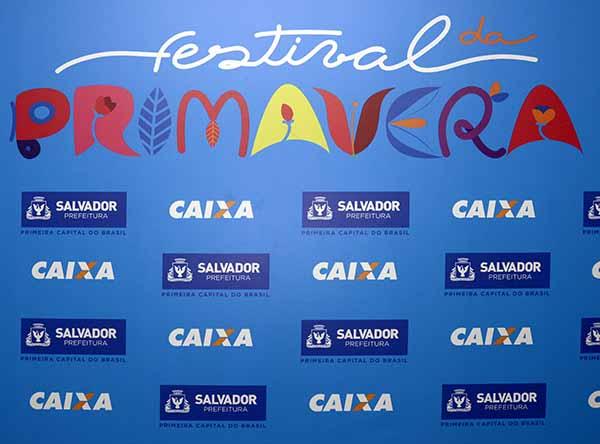 Sexta edição do Festival da Primavera de Salvador