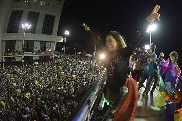 Salvador foi escolhido pelo mundo para fazer a maior festa da terra