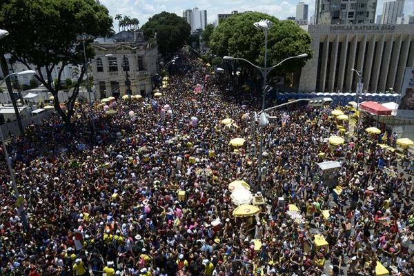 Número de documentos perdidos durante o Carnaval reduz em 78,8%