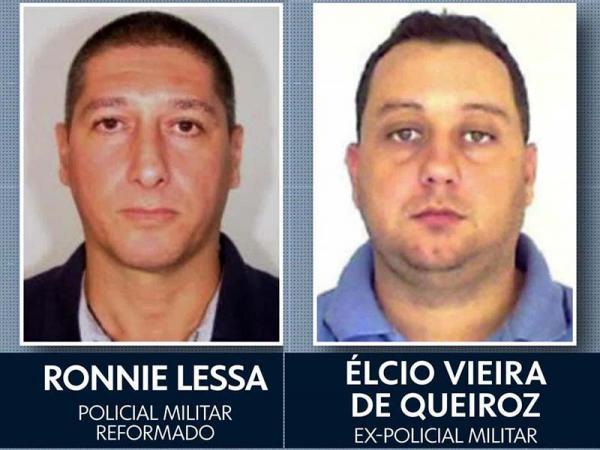 Polícia prende os assassinos de Marielle Franco. E os Mandantes???