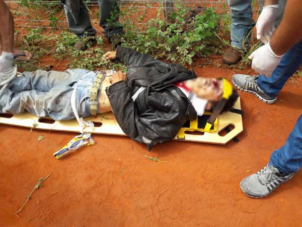 Violência na zona Rural  de Bom Jesus da Serrar