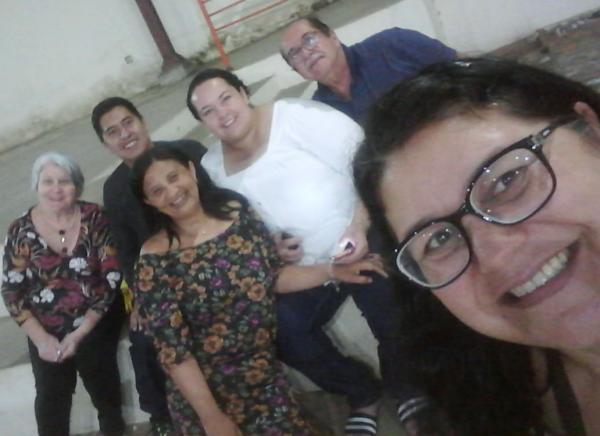 O professor Boliviano veio a Poções através AFSBRA, comitê de Poções.