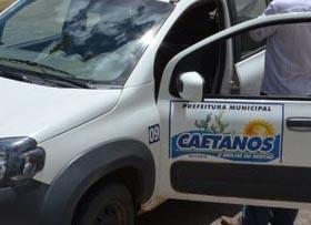 O Coronavírus chegou até Caetanos