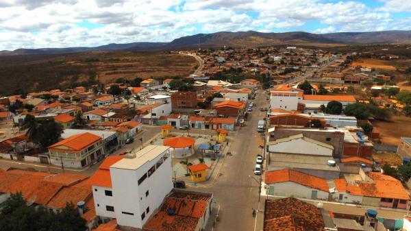 O Prefeito Lúcio Meira anuncia mais uma obra em Mirante