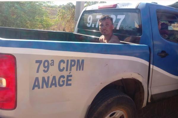 Polícia prende sequestradores da garota de Caetanos