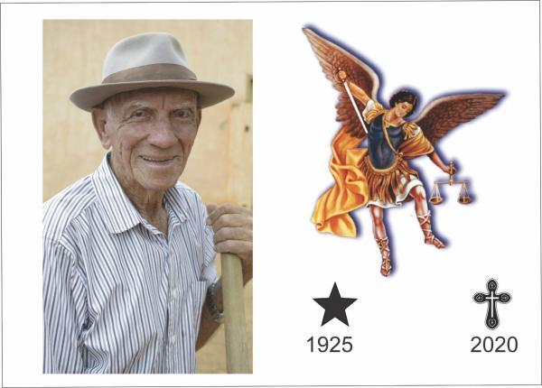 Morre Seu Messias aos 95 anos