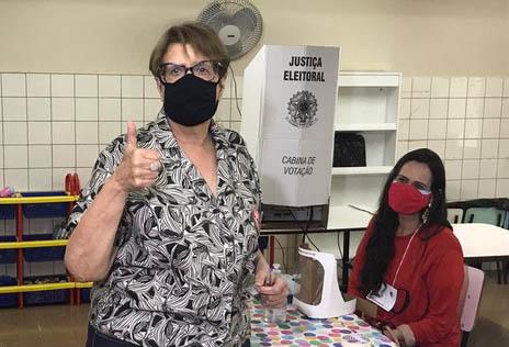 Juiz de Fora elege Margarida Salomão com 55% dos votos