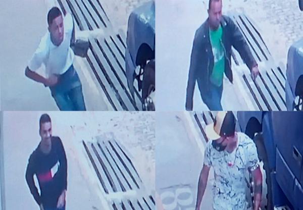 Assaltantes fazem empresário refém durante assalto à sua farmácia