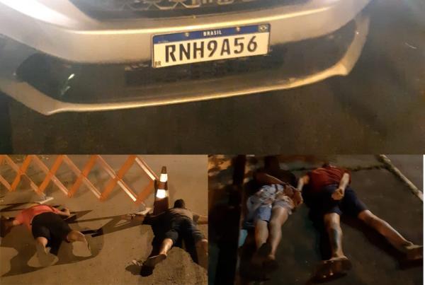 Polícia prende assaltantes que atuavam em Poções e região